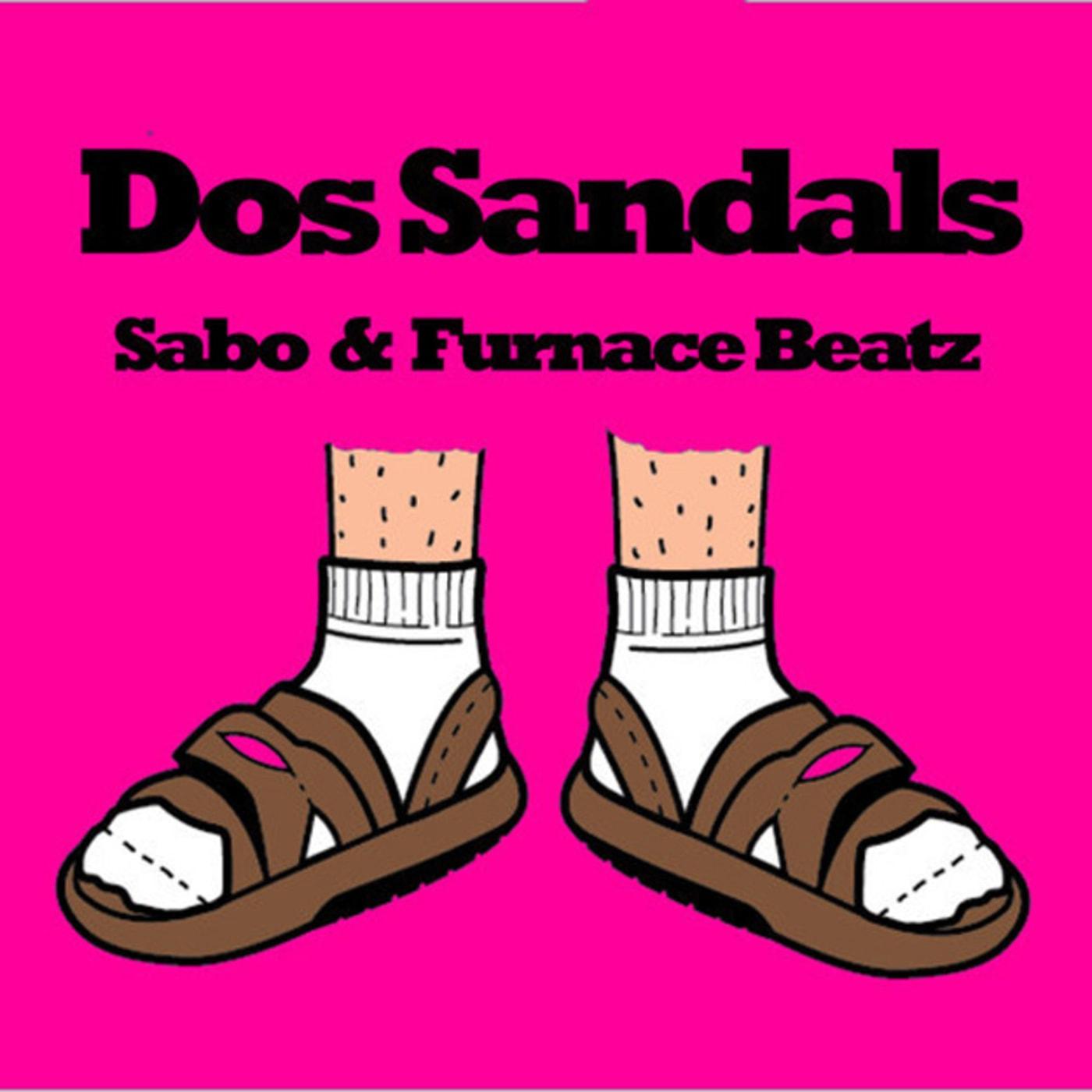 sabo furnace beatz dos sandals
