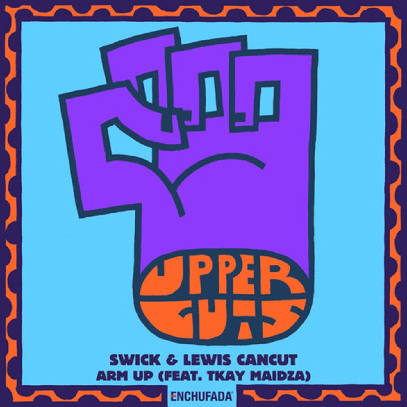 swick lewis cancut arm up