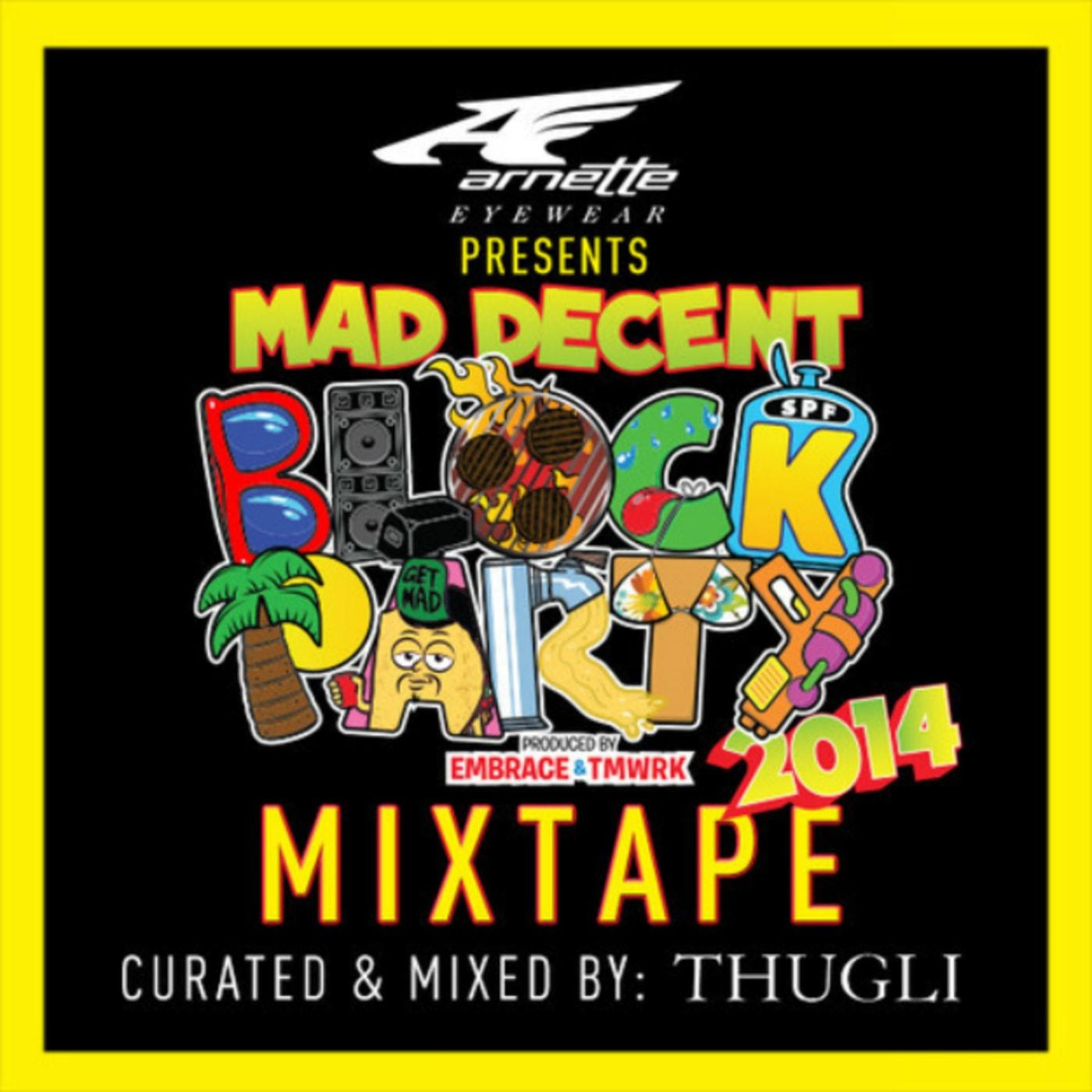 thugli mdbp 2014 mixtape