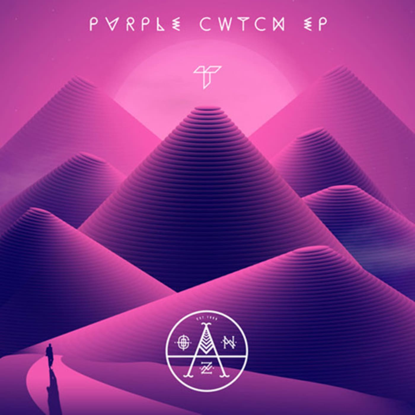 GANZ PVRPLE CWTCH EP