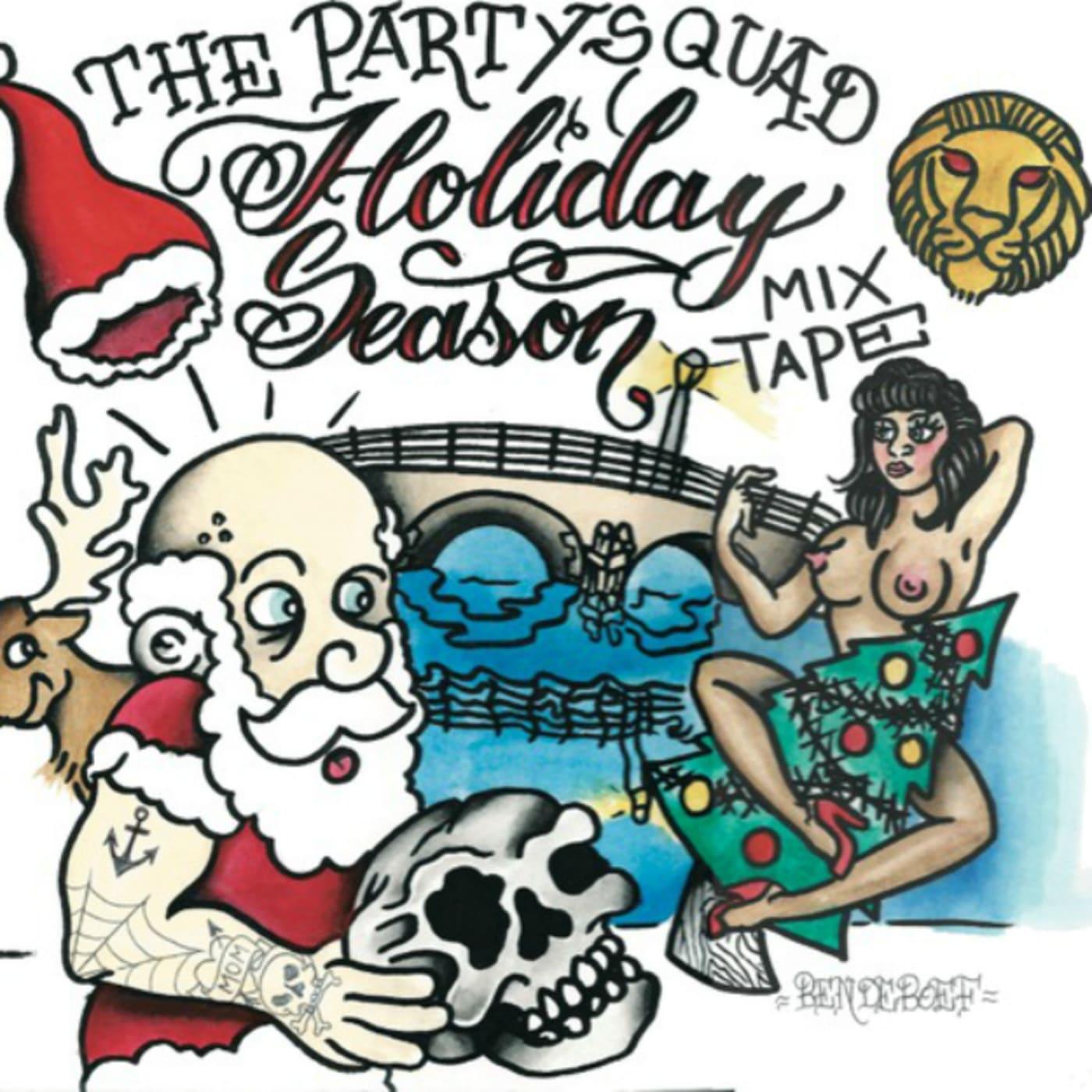 partysquad holiday season