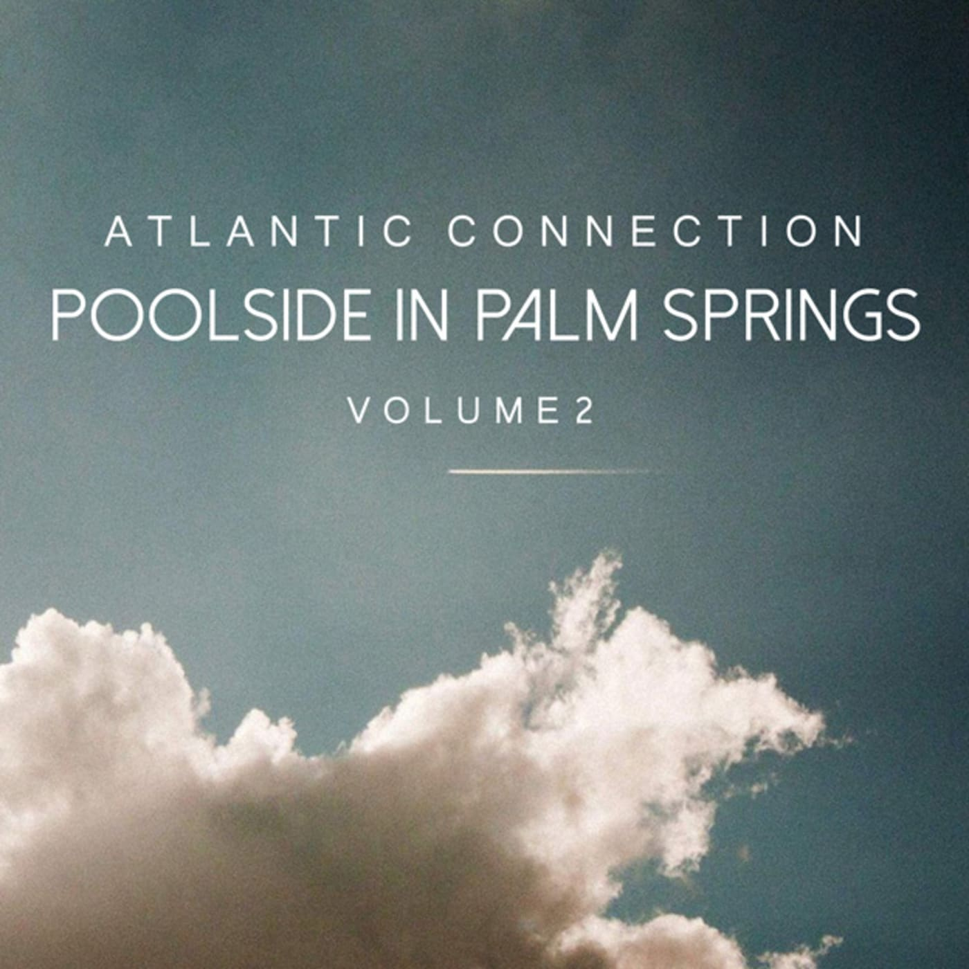 poolside in palm springs vol2 cover