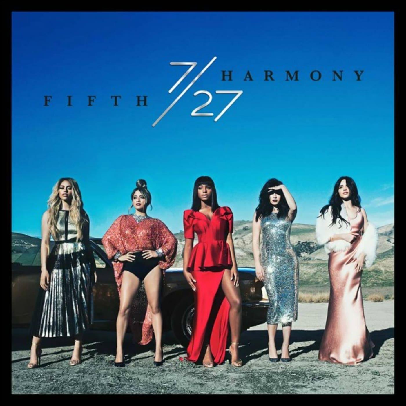 fifth harmony 727 album cover