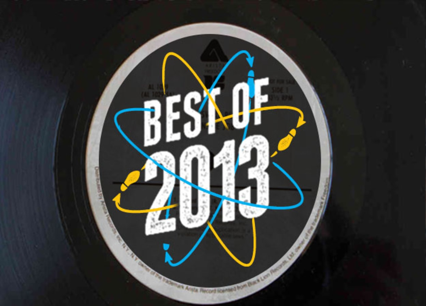 DAD best labels 2013