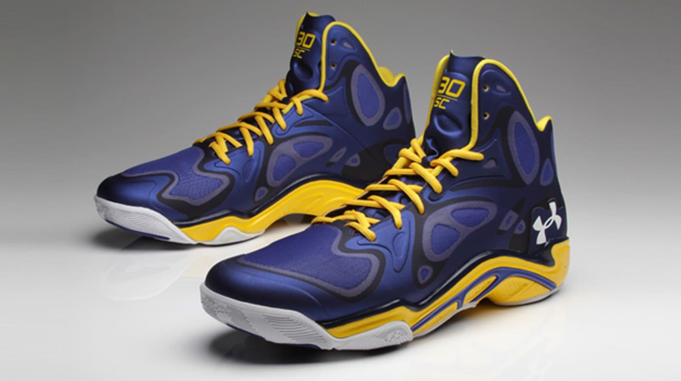 Under Armour Stephen Curry Anatomix Spawn PE 4