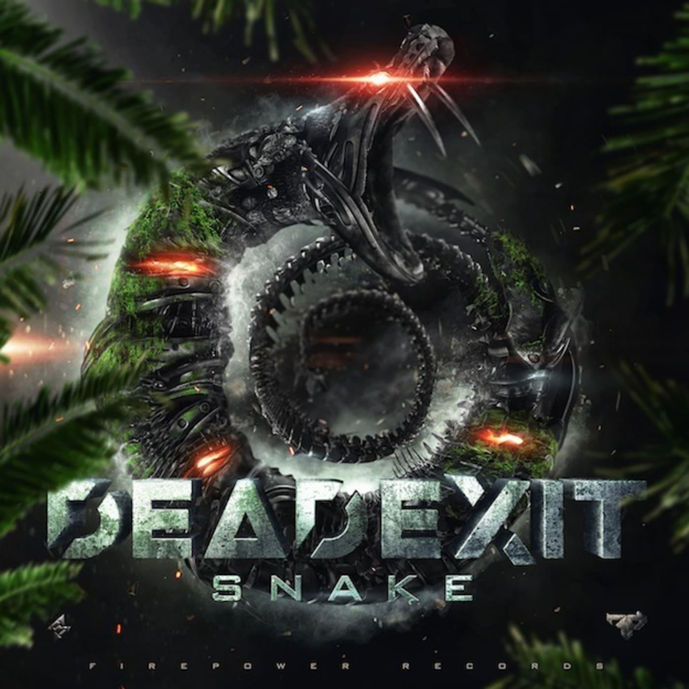 deadexit snake release art 1400px