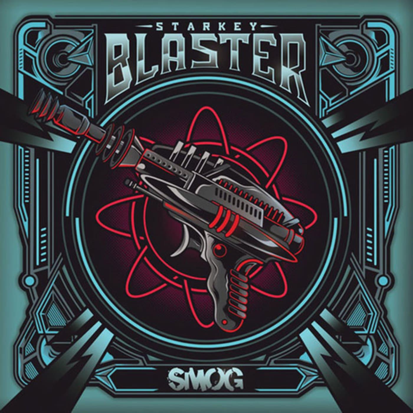 starkey blaster