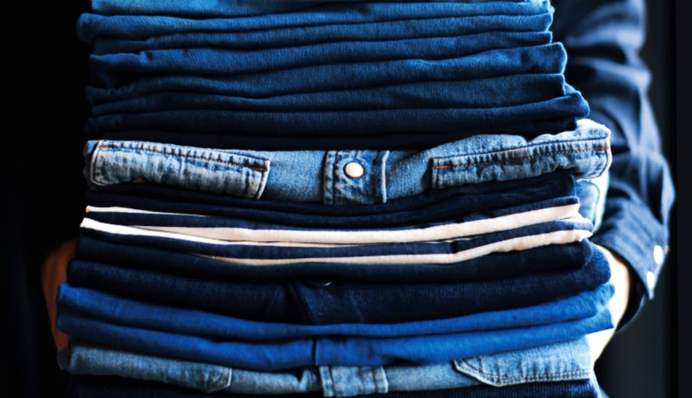 Japanese Brand UNITED ARROWS SELVEDGE Jeans waist 32