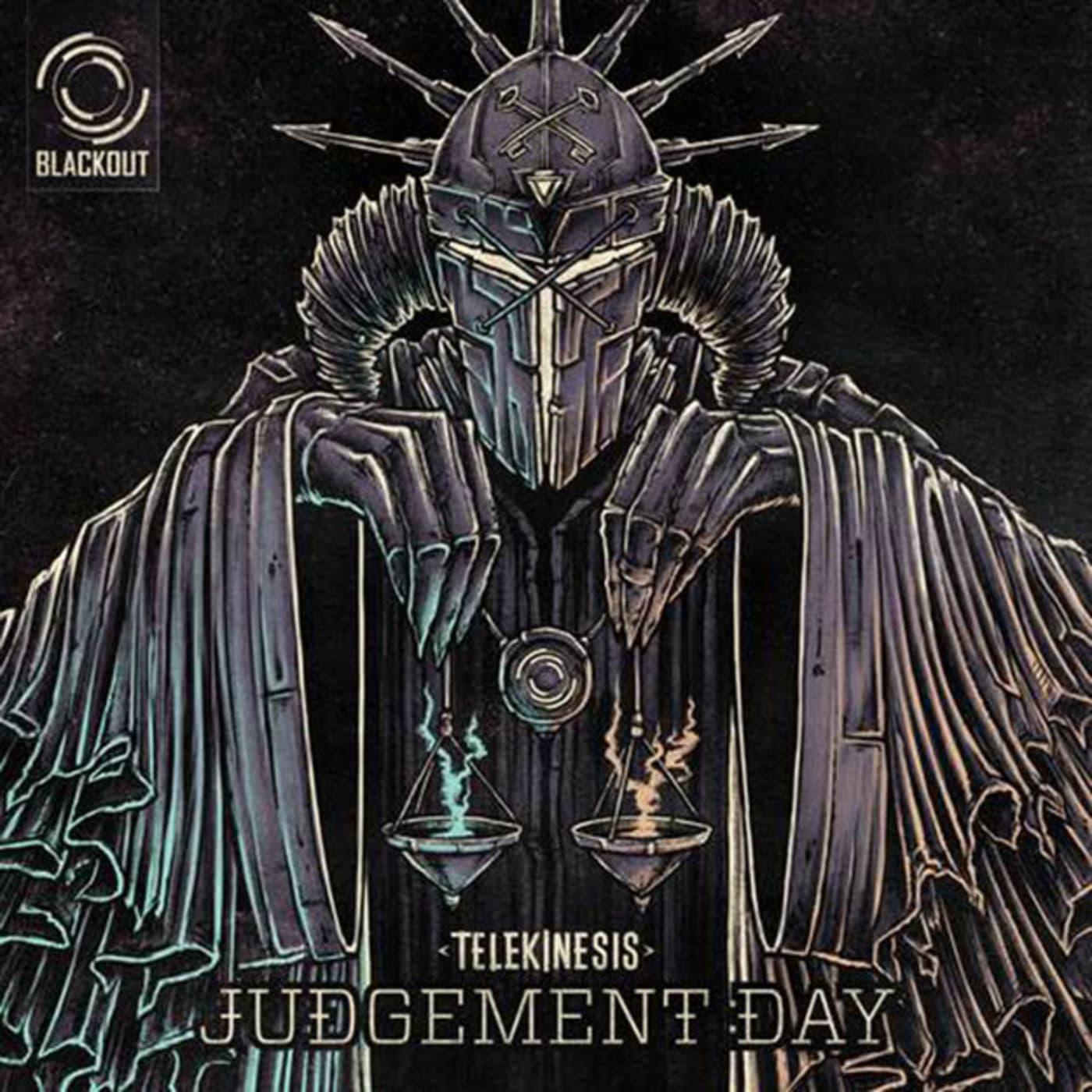 telekinesis judgement day ep cover