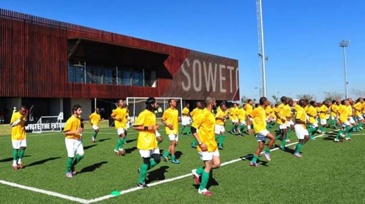 Nike Soweto Training Facility 2