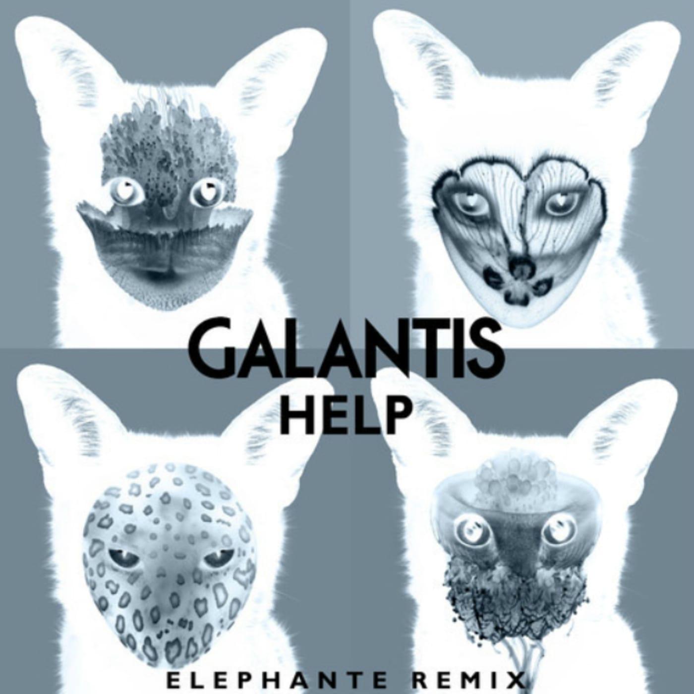 galantis help elephante remix