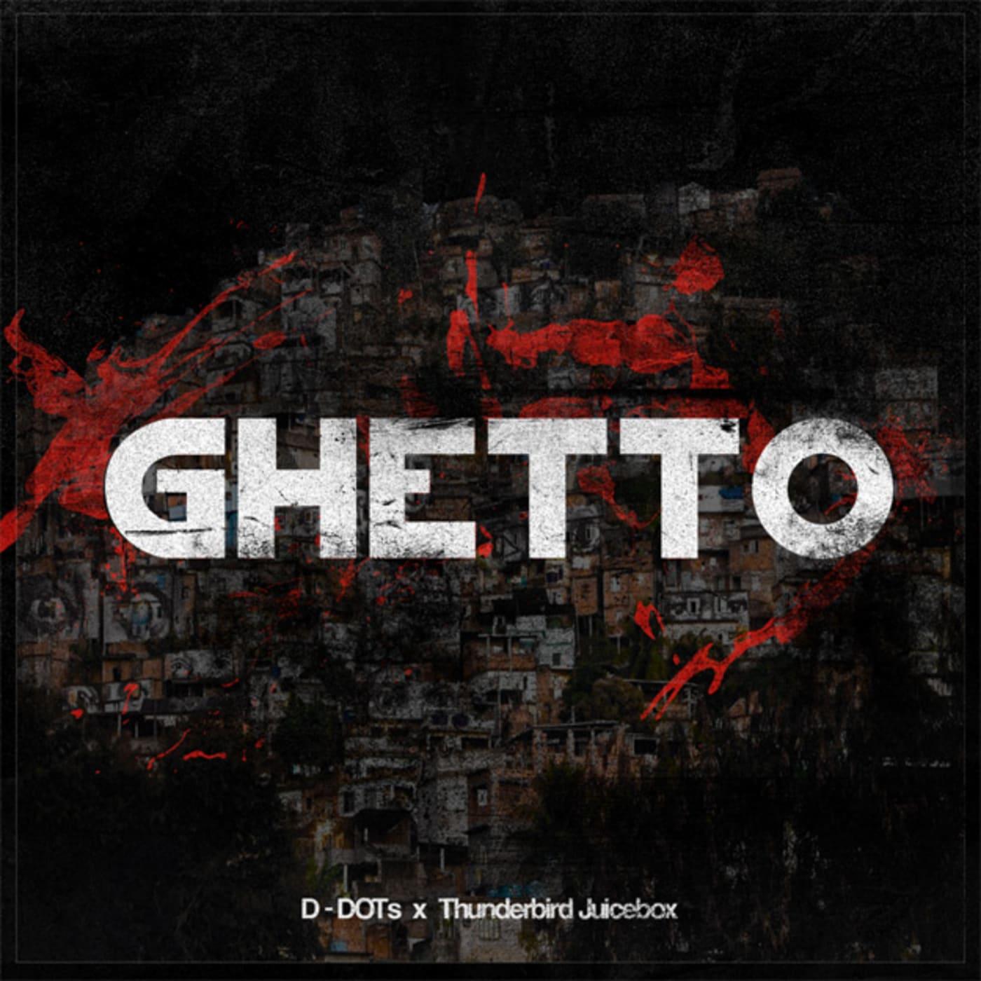 ghetto ep cover