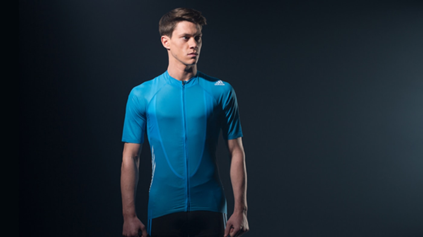 adidas introduces the lightest ever cycling jersey 01
