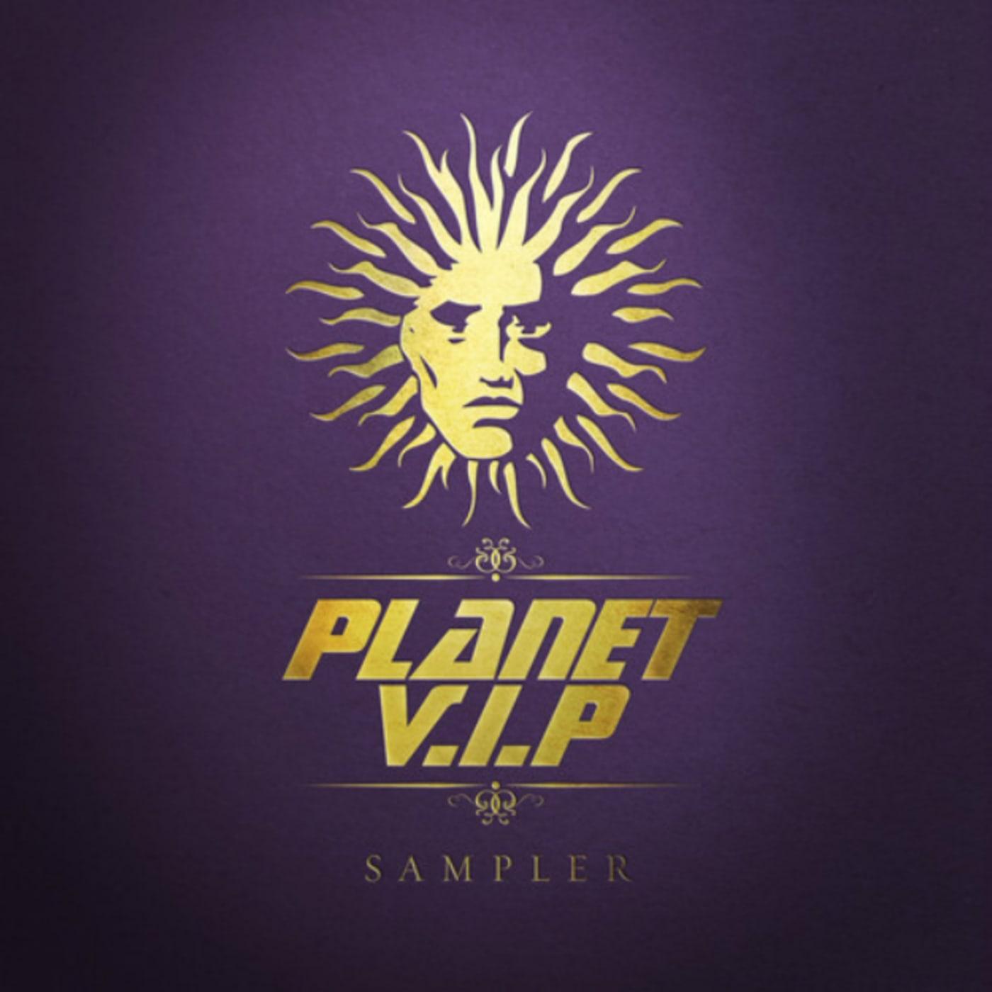 planet vip sampler