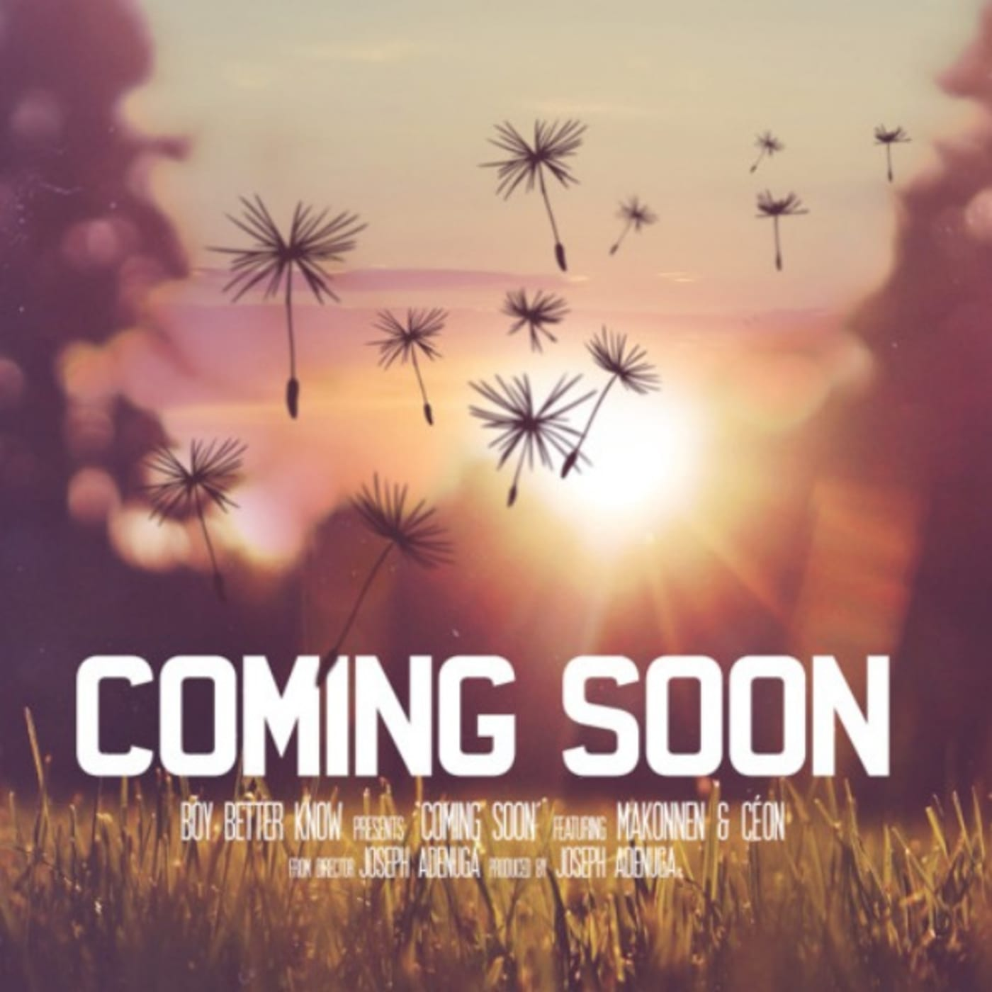 skepta coming soon feat makonnen