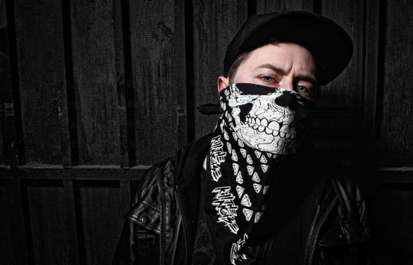 kill the noise scarf