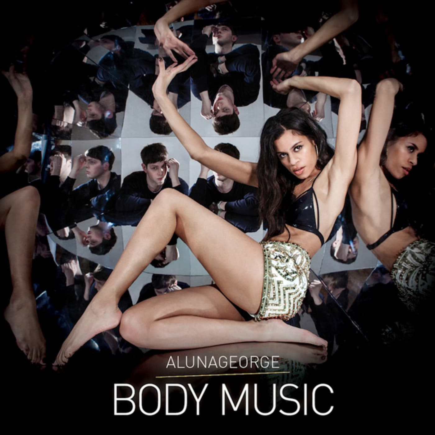alunageorge body music cover