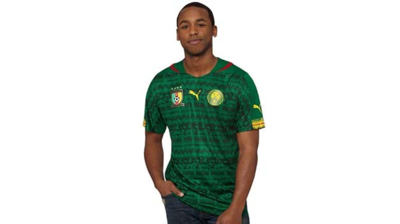 puma world cup replica jersey 07