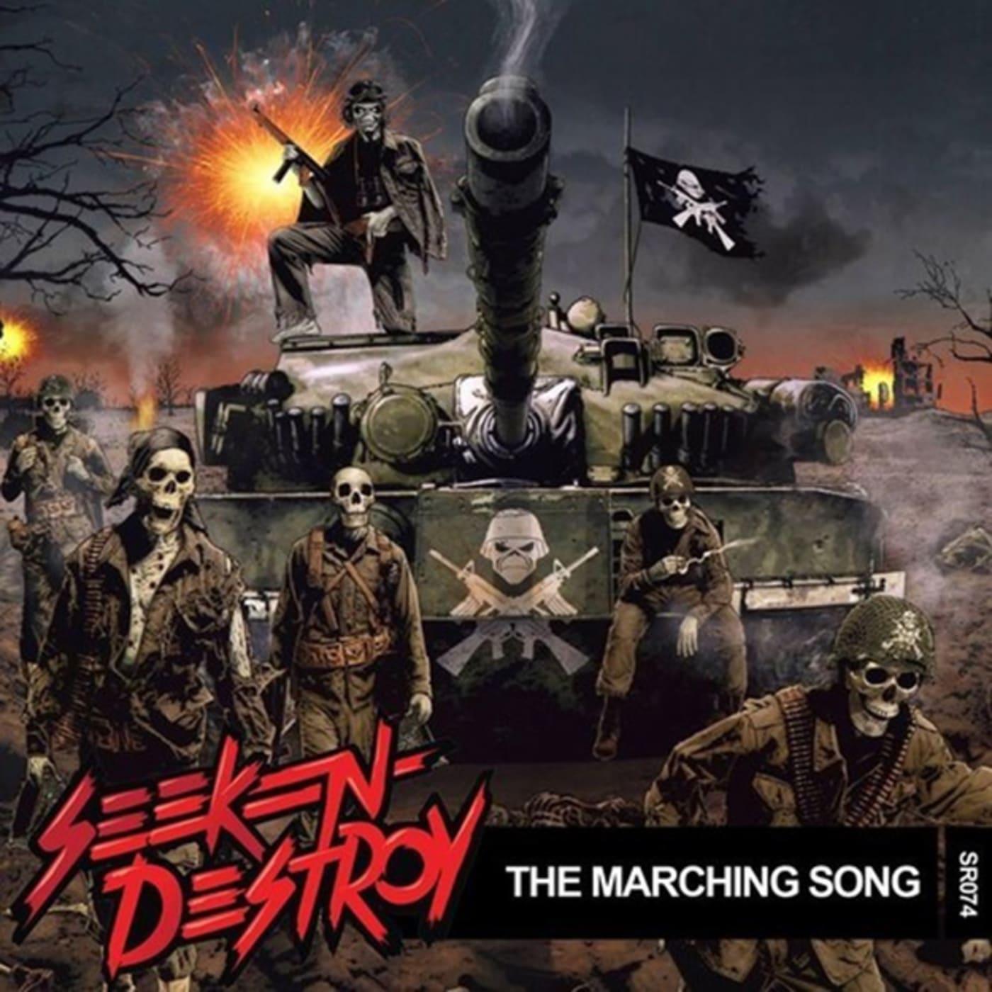 seek n destroy marching song