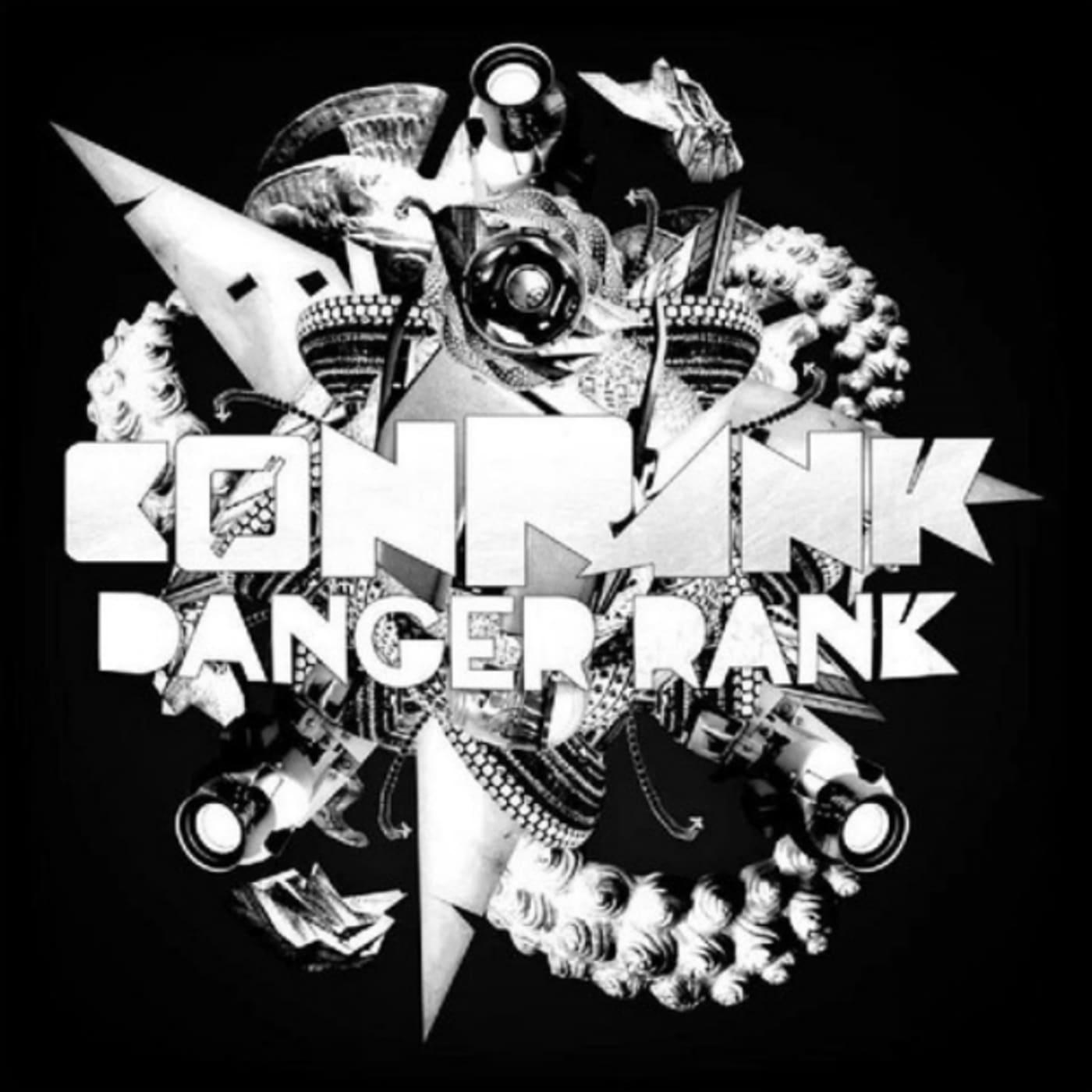 danger rank cover