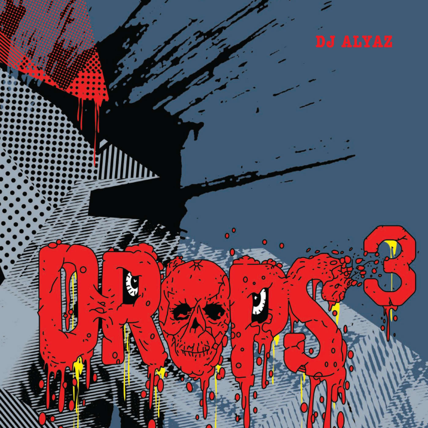 Dj Alyaz pres. DROPS#3