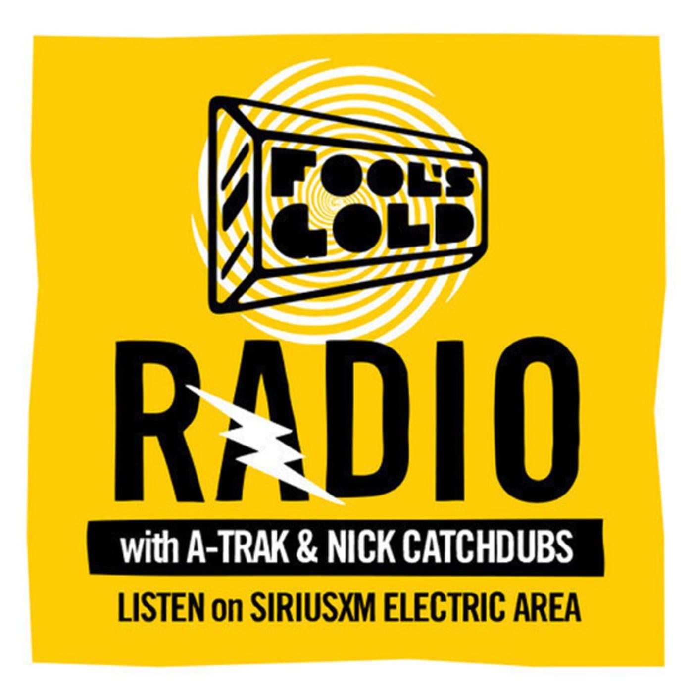 fools gold radio logo