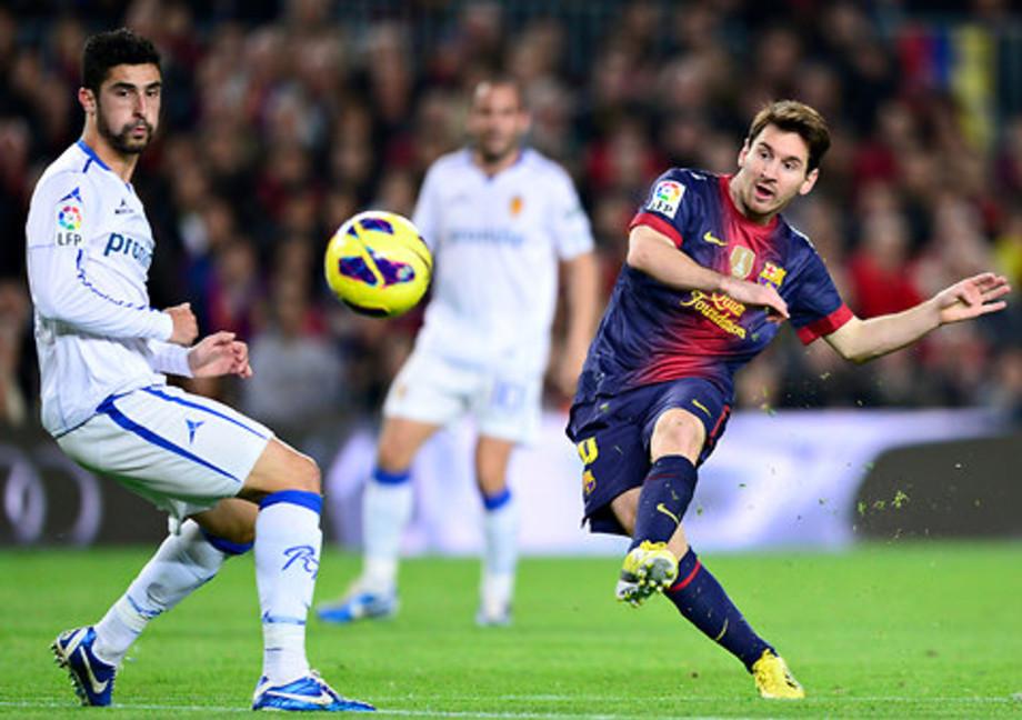Messi Soccer Goal
