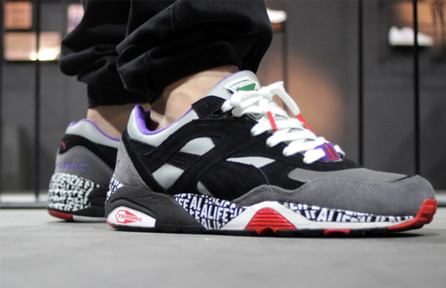 Alife is Collaborating With Puma on a Bunch of Sneakers