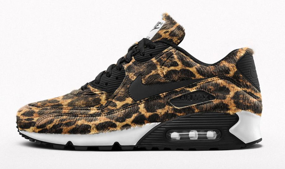 You Can Now Customize the Nike Air Max 90 With Wild Animal