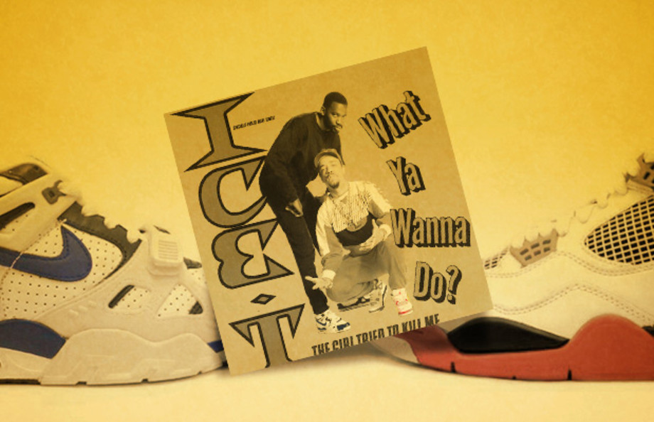 A History Of Sneakers On Old School Hip Hop Albums | Complex