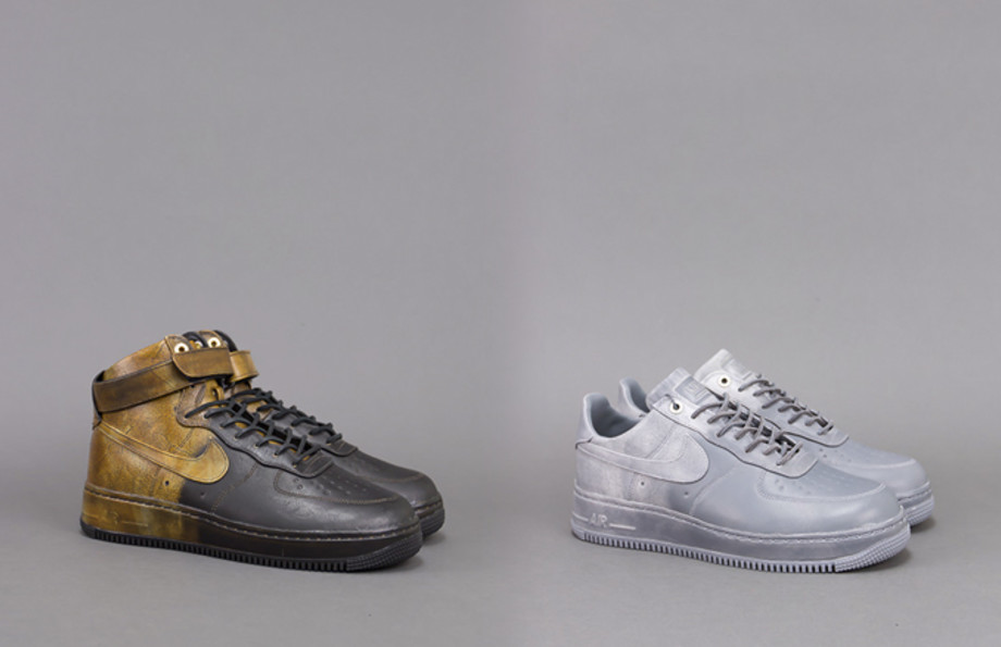 Kicks of the Day: Pigalle x Nike Air Force 1 High and Low