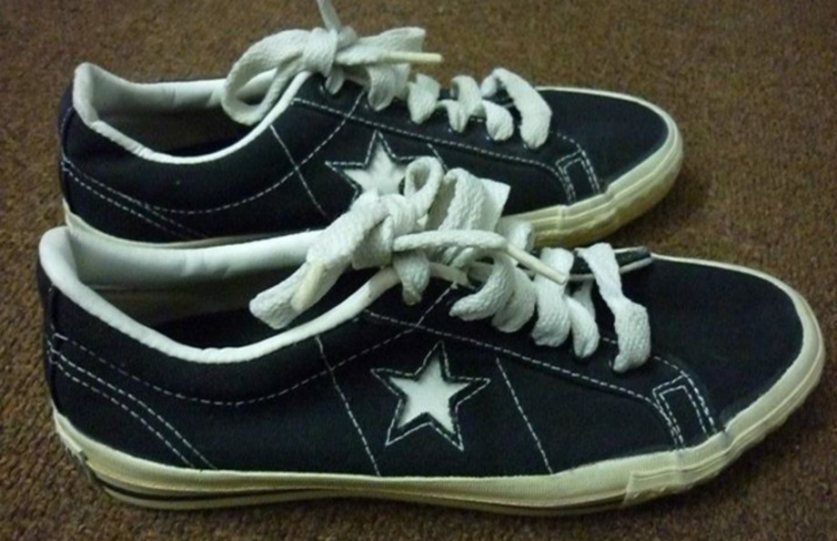 Image result for green converse pros circa 1972 pictures