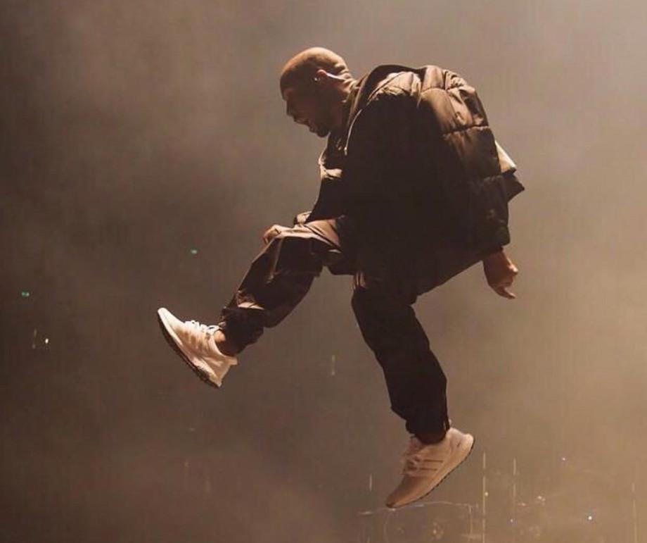 Adidas Ultra Boost White Kanye West