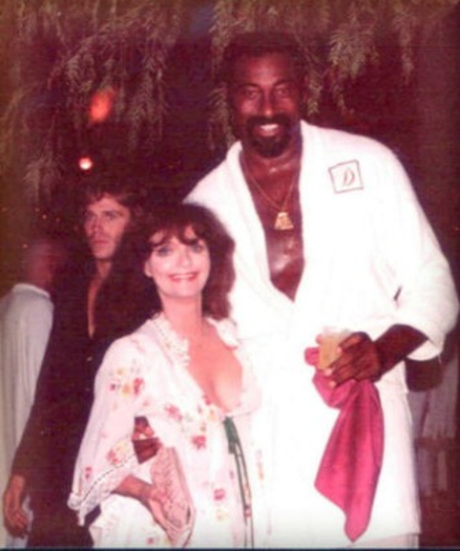 Wilt chamberlain and women