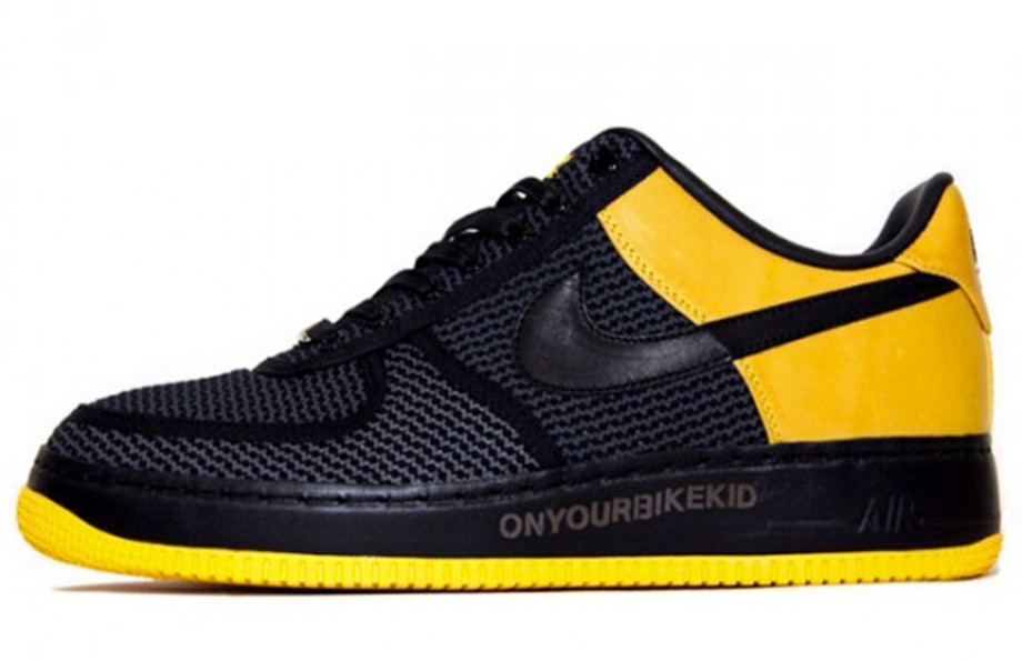 Undefeated x Nike Air Force 1 Collaborations | Complex
