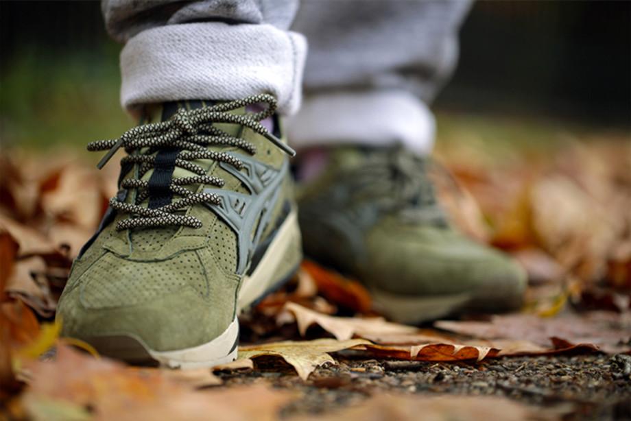 Footpatrol x ASICS Gel Kayano Trainer On Foot   Complex
