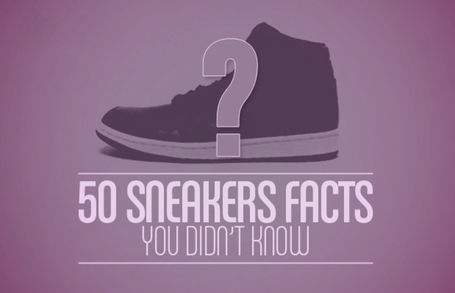 50 Sneaker Facts You Didn't Know | Complex