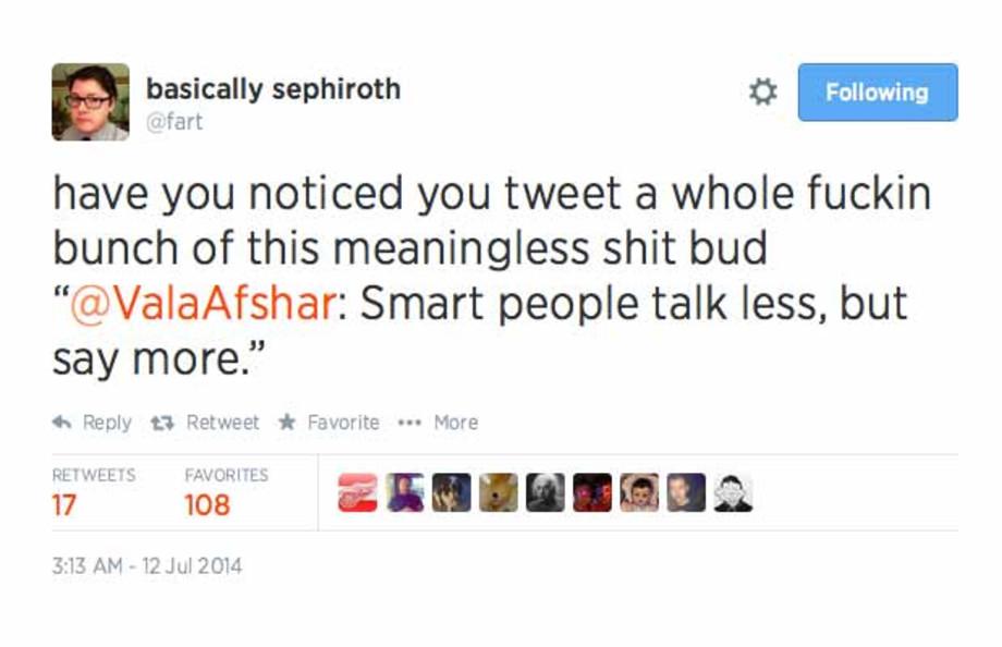 a survey of the best and weirdest of weird twitter complex
