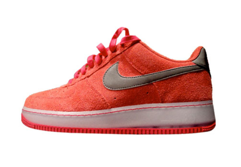 Nike Air Force 1 tattoo limited deadstock brown · Fresh