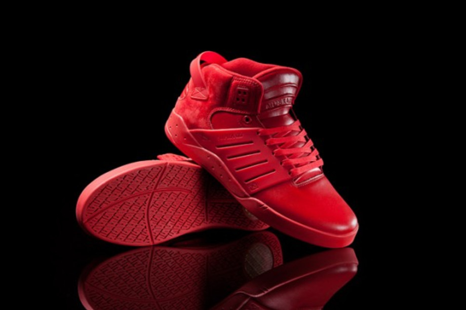 10 of the Best Red Sneakers Available