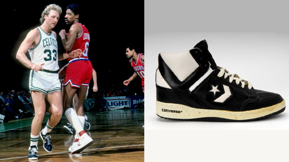 best sale premium selection fashion styles Today in Performance Sneaker History: Larry Bird Wins 3rd Straight ...