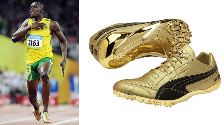 Today in Performance Sneaker History: Usain Bolt Sets 100M