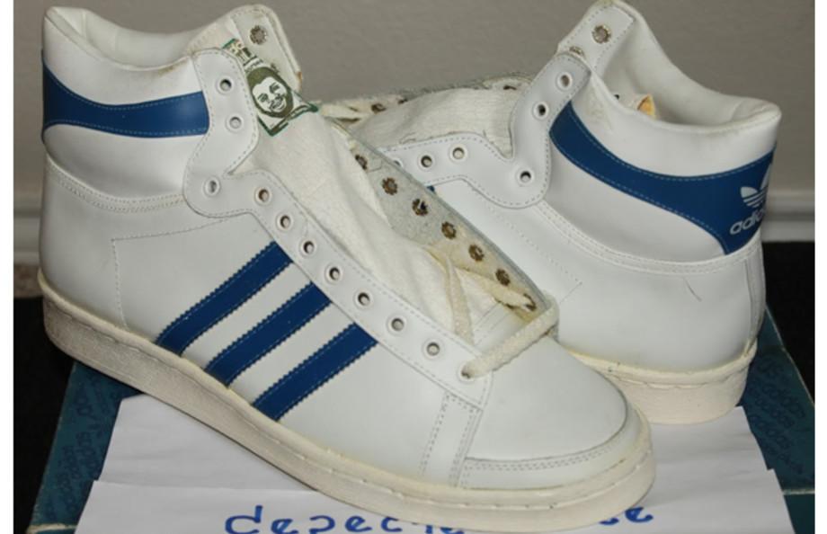 Adidas jabbar basketball shoe 1971 Google Search