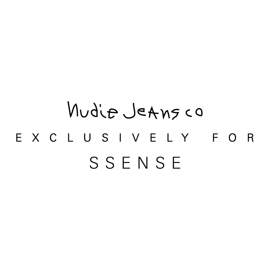 Nudie Jeans exclusively for SSENSE