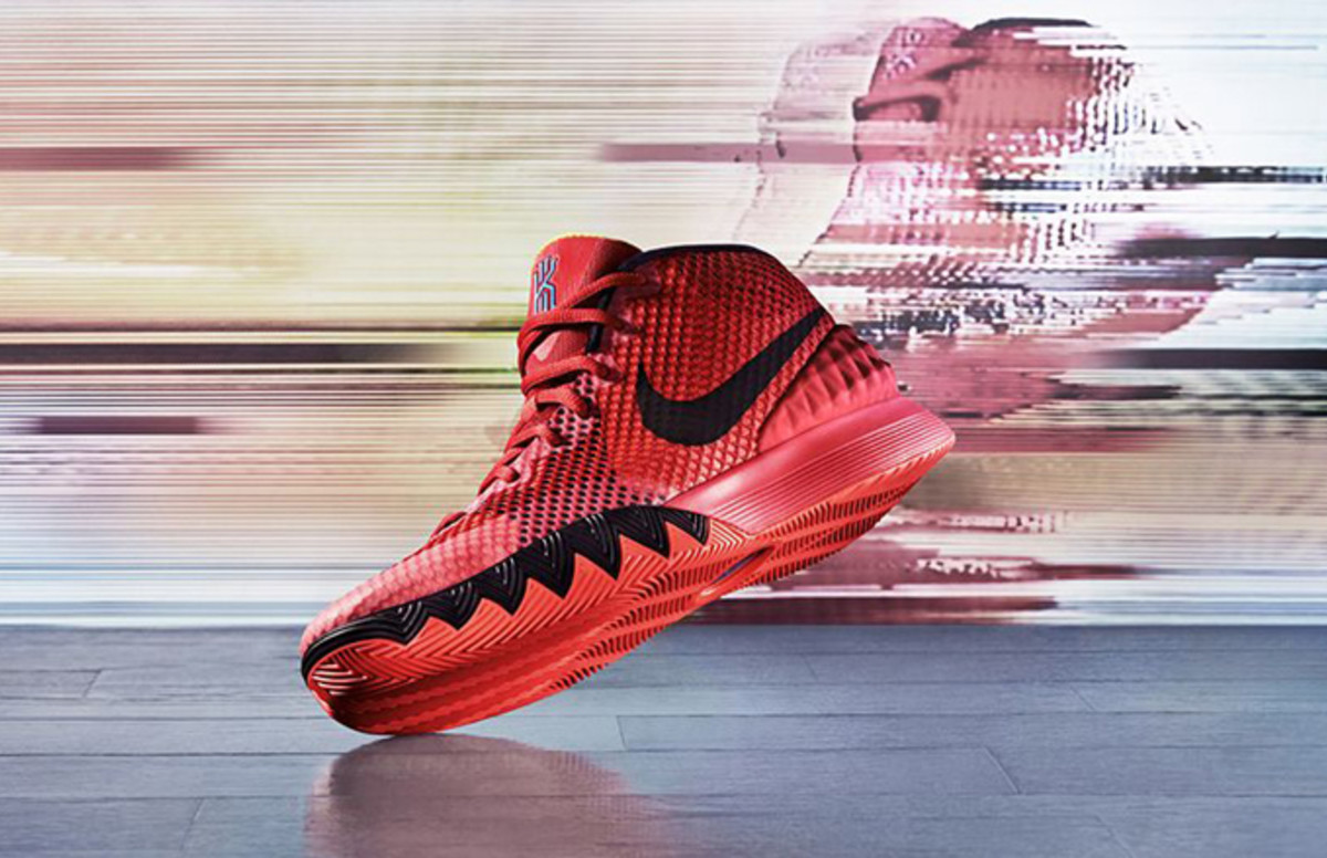 """Nike Kyrie Irving 1 """"Deceptive Red"""" 