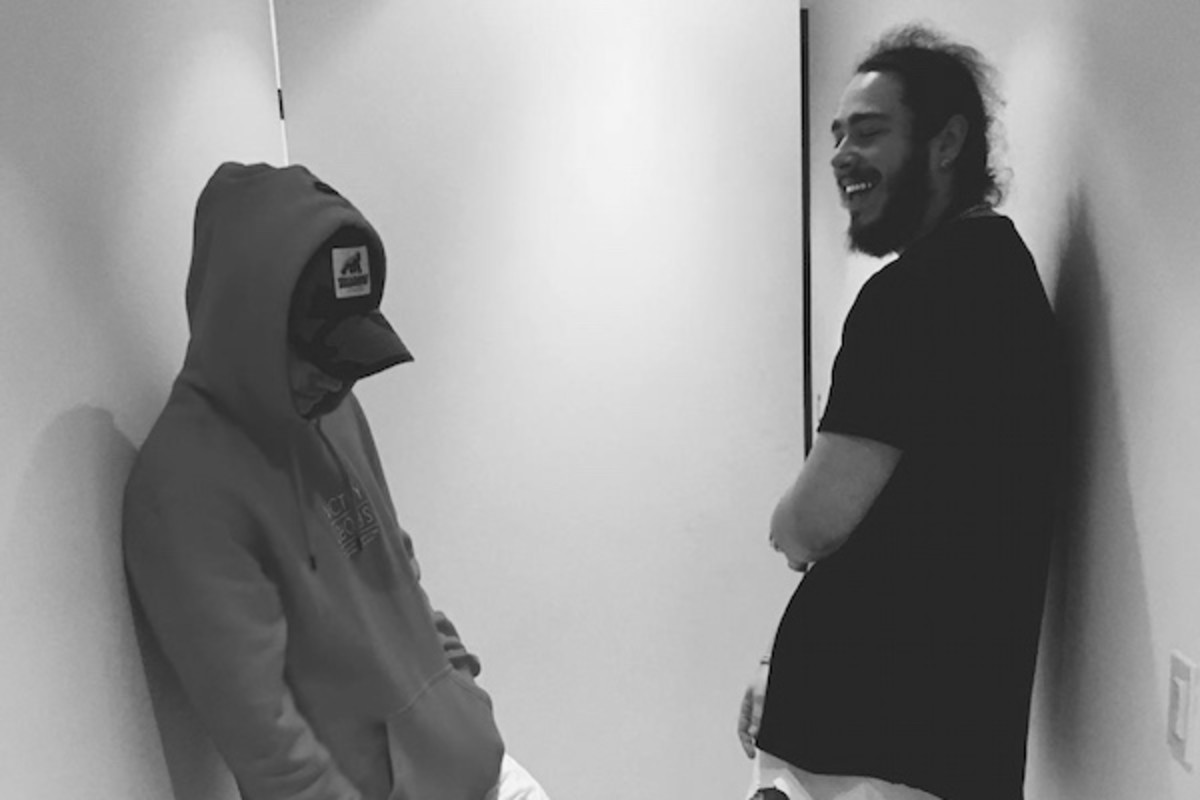 Post Malone Is Opening For Justin Bieber On His North