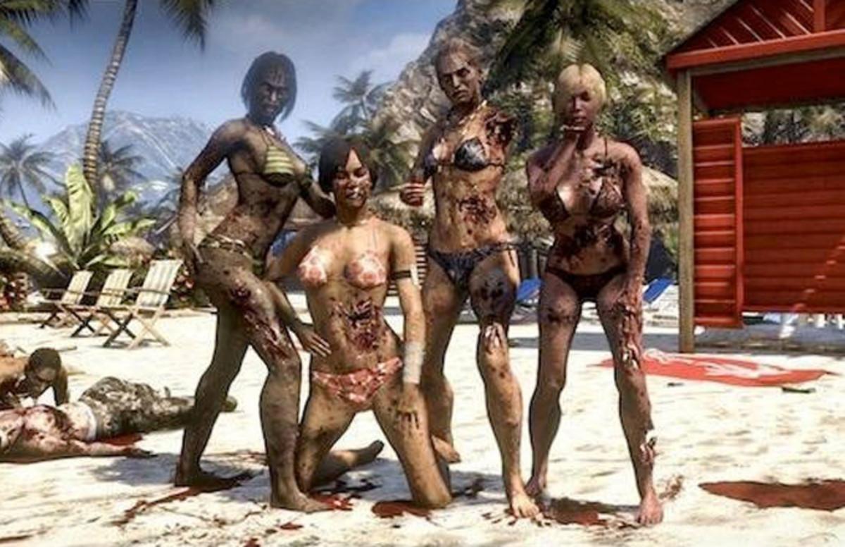 Female Zombie Costume Ideas