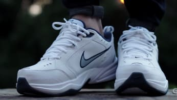 Obsession With the Nike Air Monarch IV