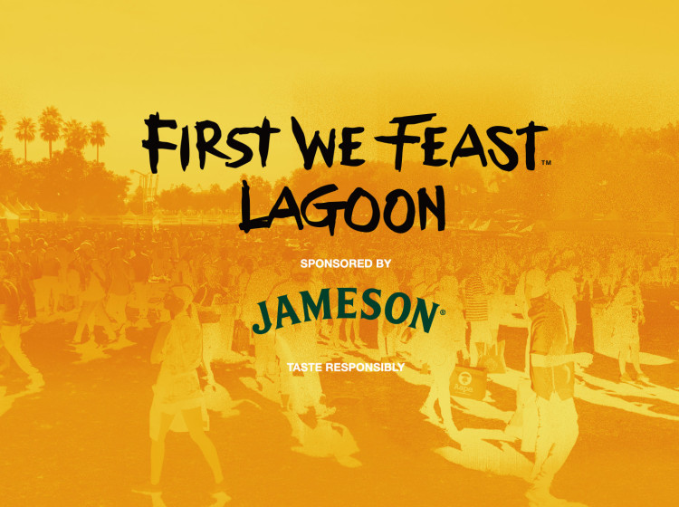 ComplexCon's 'First We Feast Lagoon' by Jameson® Will Celebrate Culture, Cuisine, and Deliciousness This November 2 and 3