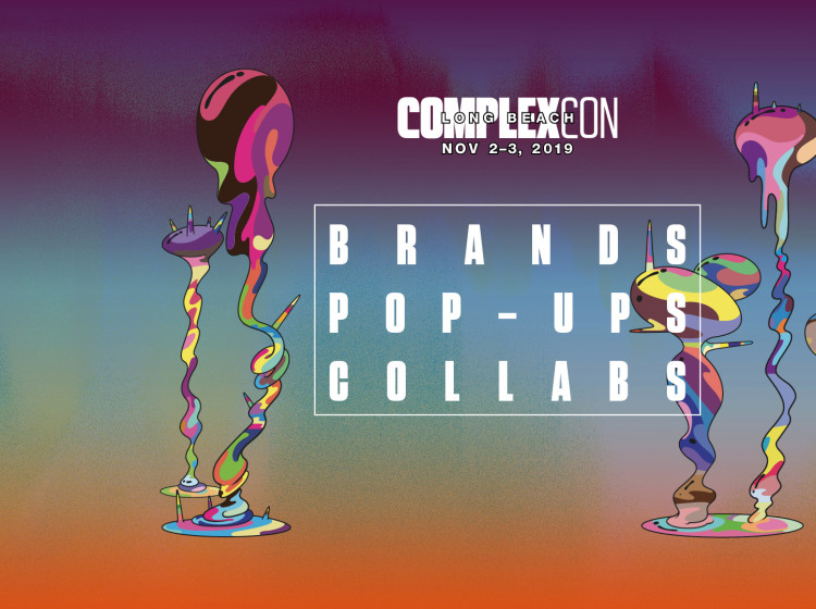 ComplexCon Long Beach 2019 Marketplace Revealed!